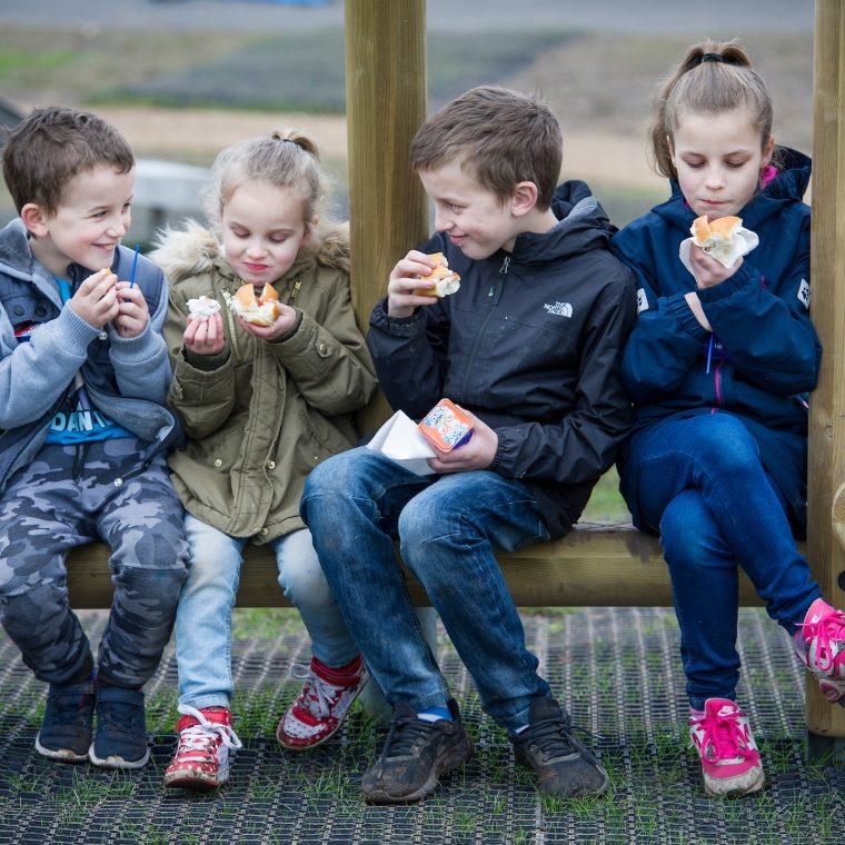Families enjoy successful festival in Blacon