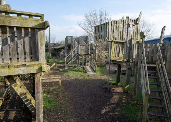 Blacon Adventure Playground reopen to visitors