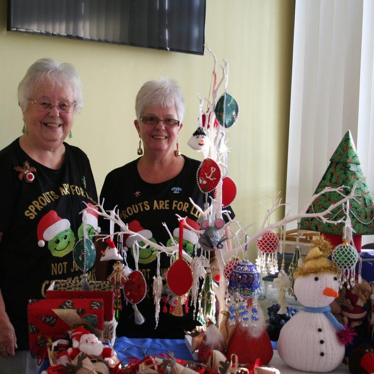 Christmas fair a seasonal success