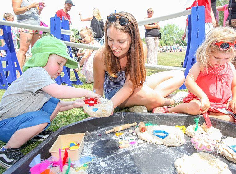 Summer activities a big success in Blacon
