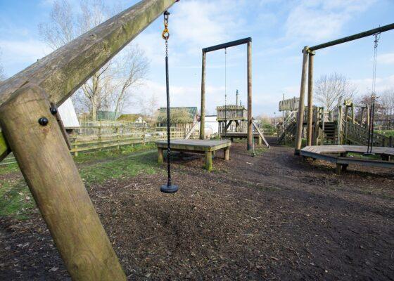 Blacon Adventure Playground reopening update: April 2021
