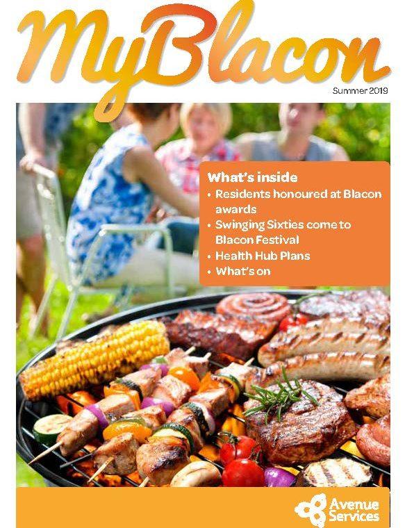 Summer 2019 edition of My Blacon