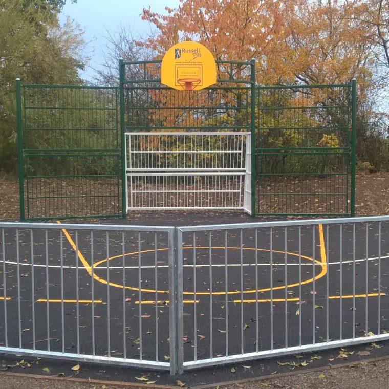 Popular Blacon play area given makeover