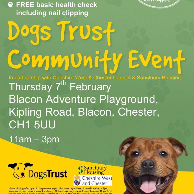 Dogs Trust Community Event